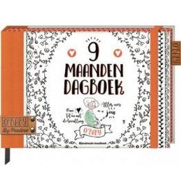 Mijn negen maanden dagboek- Pauline Oud