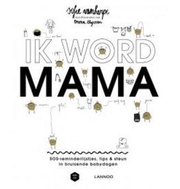 Boek Ik word mama (Mama Baas)