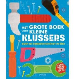 Kartonboek Het grote boek kleine klussers