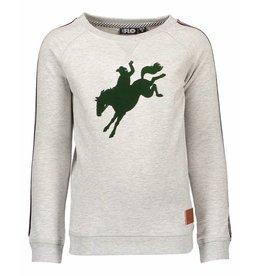 Like Flo Like Flo Raglan Sweater with print