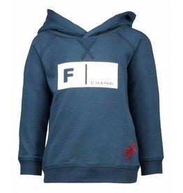 Like Flo Like Flo Hooded Sweater with Print