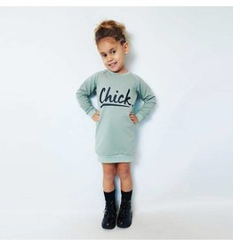 KMDB KMDB Baby Sweaterdress Chick