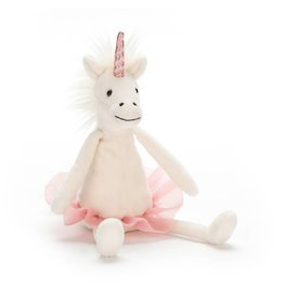 Jellycat Dancing Darcey Unicorn small