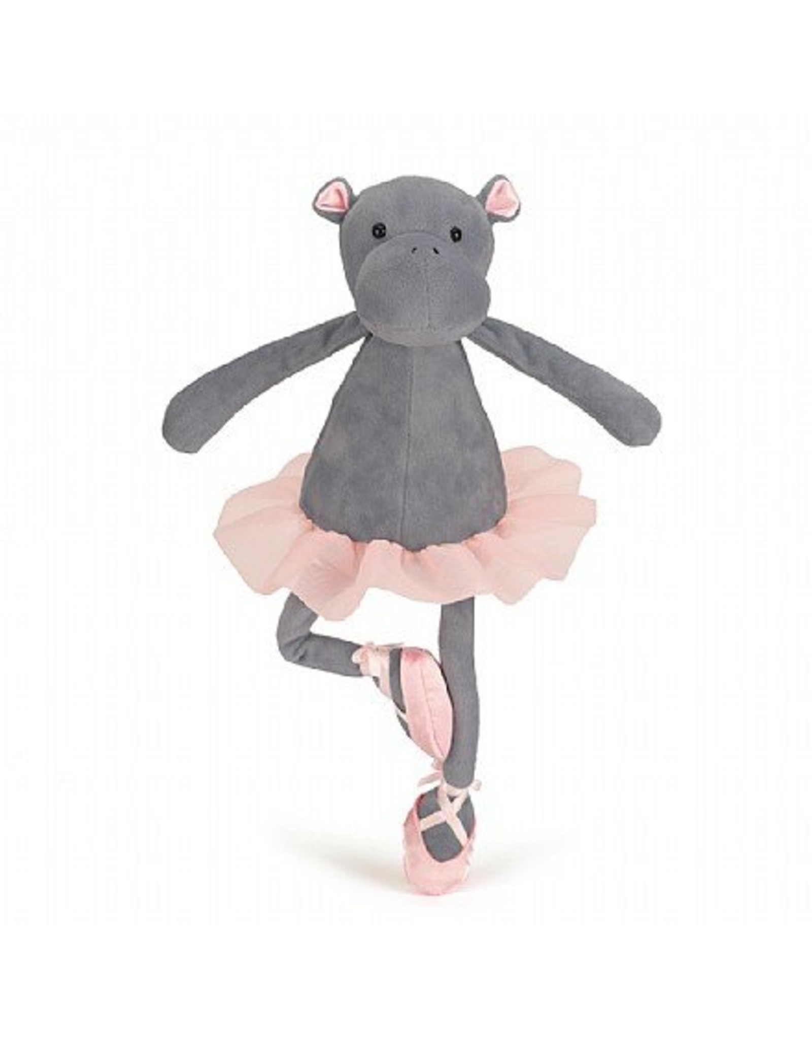 Jellycat Dancing Darcey Hippo small