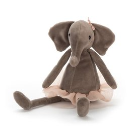 Jellycat Dancing Darcey Elephant small