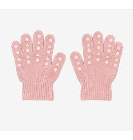 Go baby Go Go Baby Go Grip Handschoenen Dusty Rose 2-3jr