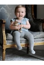 Go baby Go Go Baby Go Kruip Maillot anti slip Grijs Melange 6-12mnd