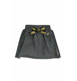 Moodstreet Darlin Moodstreet Darlin Skirt Crincle Velours