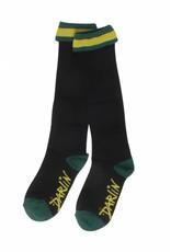 Moodstreet Darlin Moodstreet Darlin Knee high Socks Black