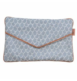 Witlof for Kids Witlof for Kids Lotiondoekjes clutch (Zensy) Fly High Dusty Blue