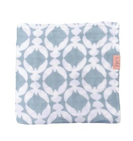 Witlof for Kids Witlof for Kids Swaddle/Hydrofiele doek Fly High Dusty Blue