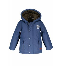 Moodstreet Mini Moostreet Mini Parka Boys Navy