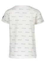 Moodstreet Moodstreet T-shirt All over print White