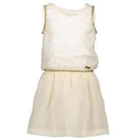 Moodstreet Moodstreet Dress Lace Off White