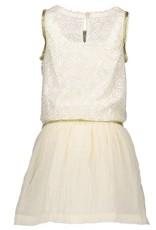 Moodstreet Moodstreet Dress Lace Off White