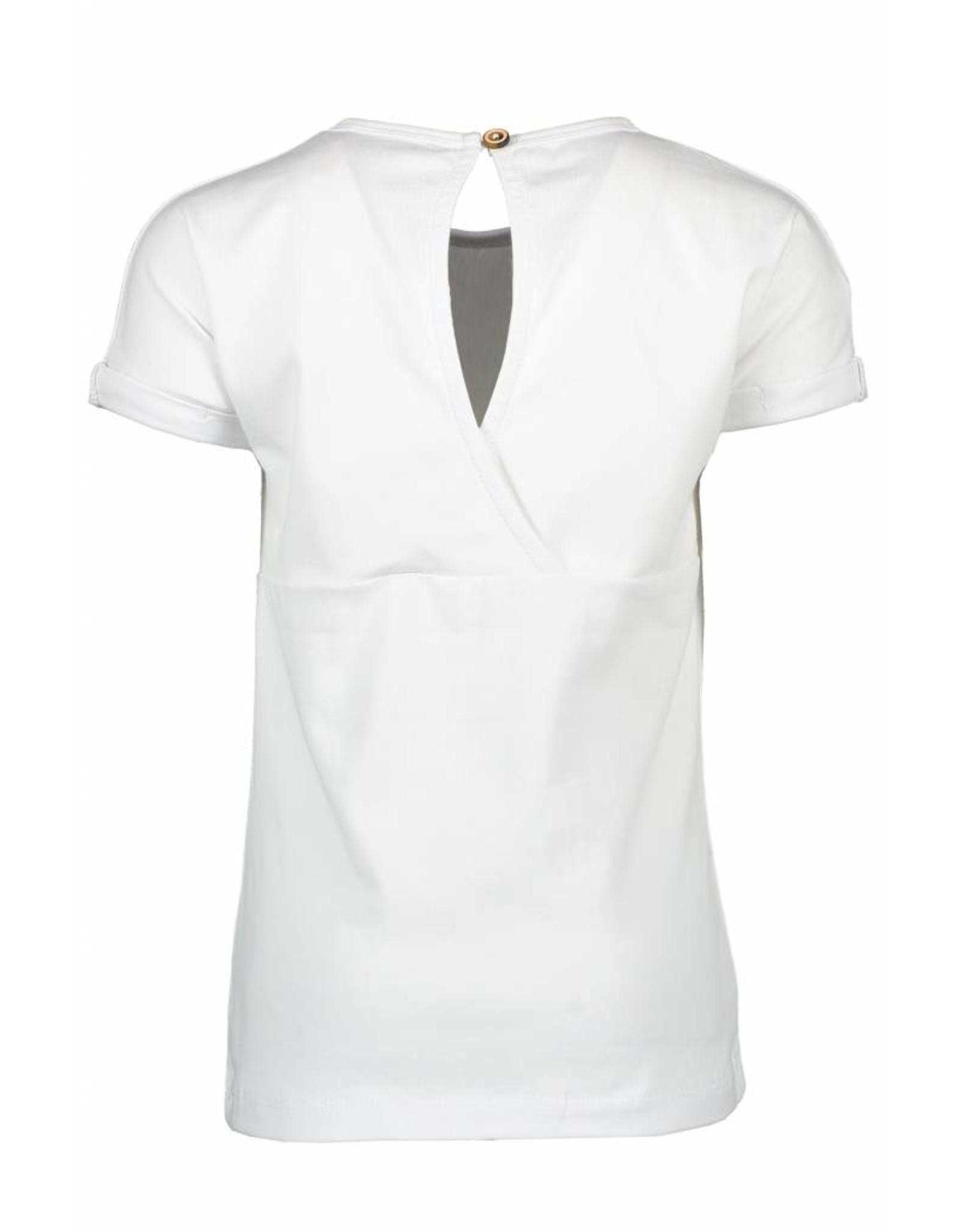 NONO NONO Kasa T-Shirt opening back