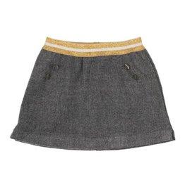 Starfreak Starfreak Skirt Buttons Grey/Melee