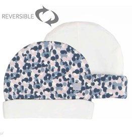 Moodstreet Baby Moodstreet Baby Hat Reversible Multi
