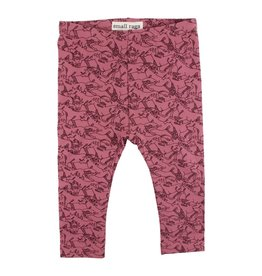 Small Rags Small Rags Hella Legging Deco Rose