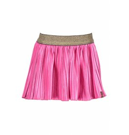 B.Nosy B. Nosy Girls Pleated Skirt Neon Magenta mt 86-92