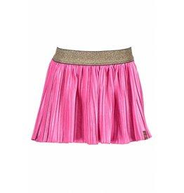 B.Nosy B. Nosy Girls Pleated Skirt Neon Magenta mt 86-92