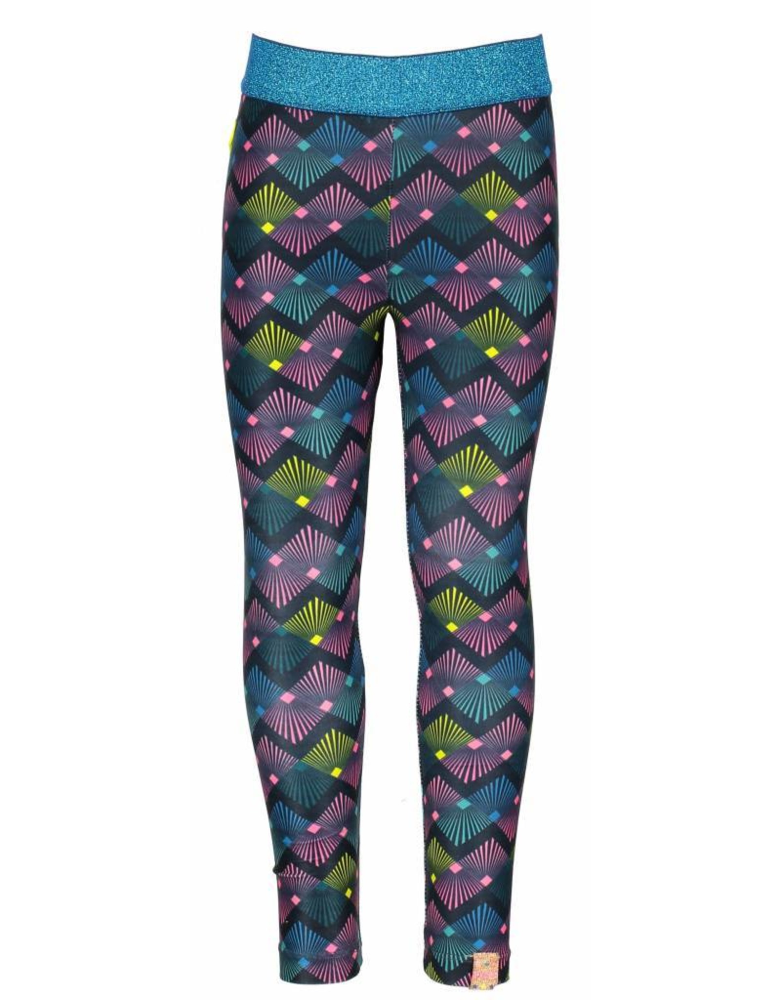 B.Nosy B. Nosy Girls All over polyester Legging Wave mt 86/92