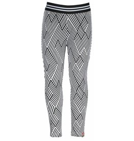 B.Nosy B. Nosy Girls Pants with Black & White stripe