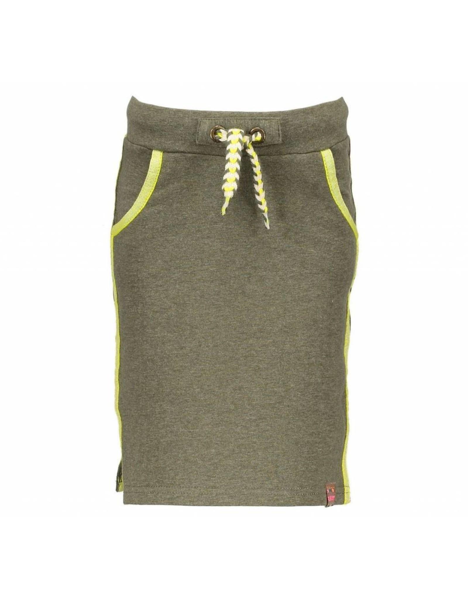 B.Nosy B. Nosy Girls Plain Skirt knee length crocodile