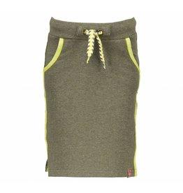B.Nosy B. Nosy Girls Plain Skirt knee length crocodile maat 122-128