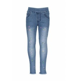 B.Nosy B.Nosy Girls Spatter Denim Pants