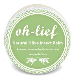 Oh-lief Natural Olive Insect Balm mini