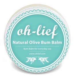 Oh lief Oh-lief Natural Olive Bum Balm mini
