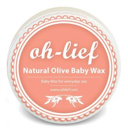 Oh lief Oh-lief Natural Olive Baby Wax mini