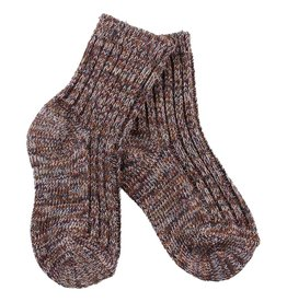 Small Rags Small Rags Hubert Socks Dove mt 17-18
