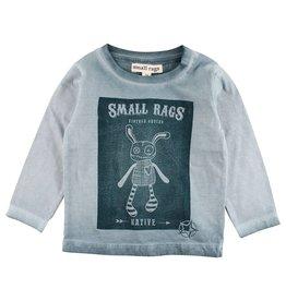 Small Rags Small Rags Hubert Longsleeve T-shirt Trooper
