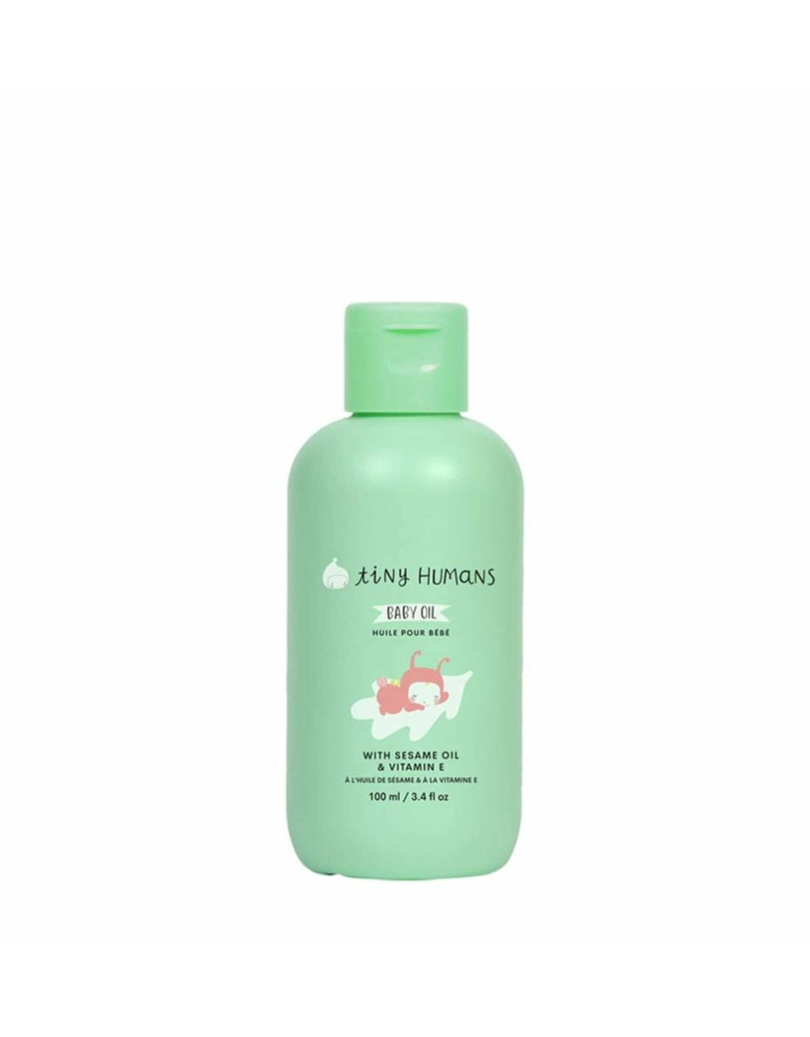 A little lovely company Tiny Humans Baby oil