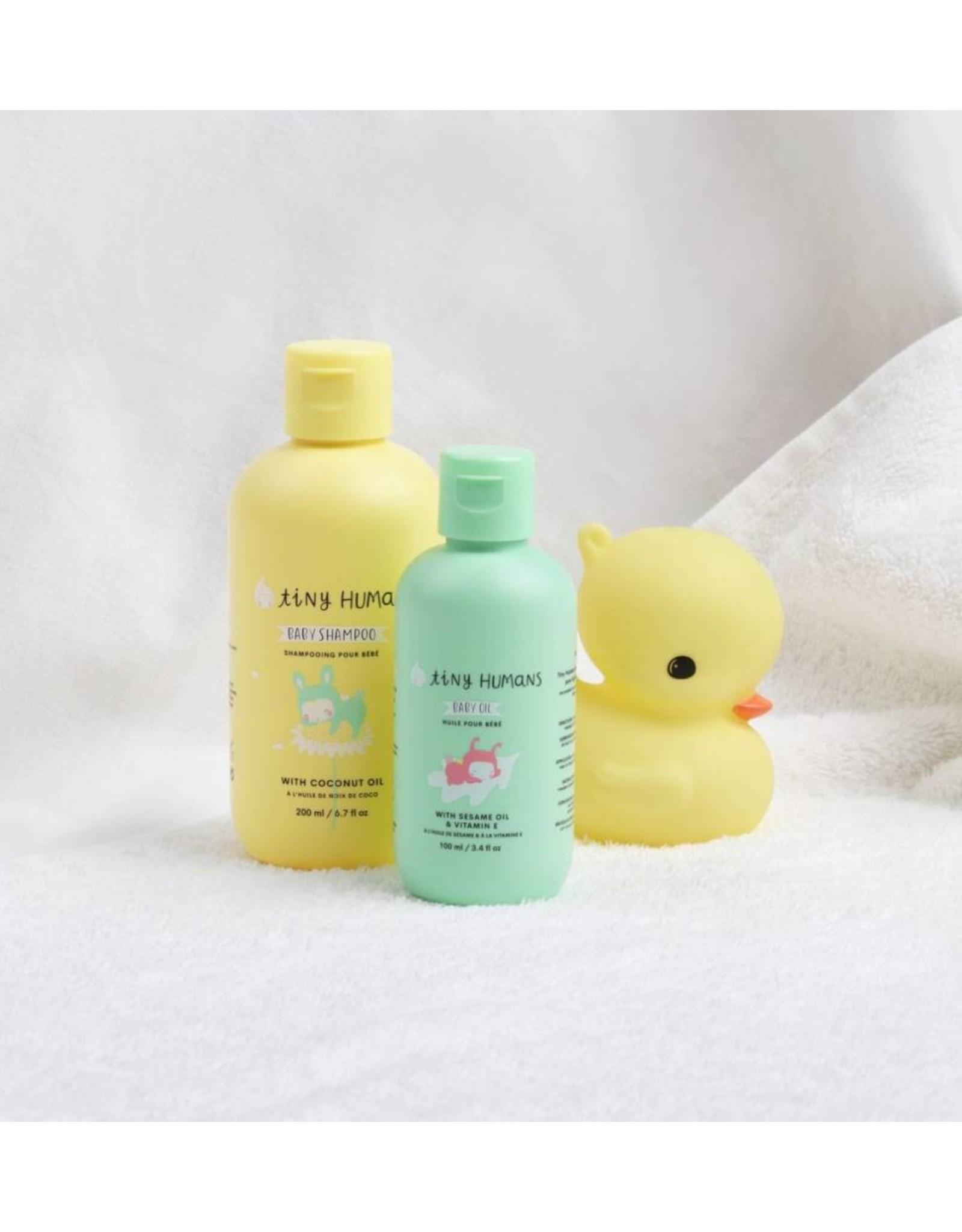 A little lovely company Tiny Humans Baby shampoo