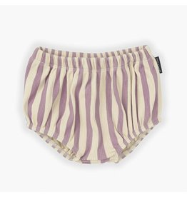 Sproet & Sprout Sproet & Sprout Bloomers Stripe Violet