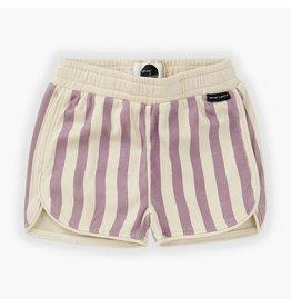 Sproet & Sprout Sproet & Sprout Sport Short Stripe Violet