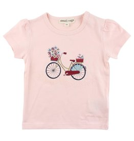Small Rags Small Rags T-shirt Bike Pearl Blush