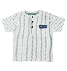 Small Rags Small Rags T-shirt Stripe Foggy Dew