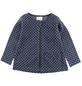Enfant EN FANT Ink Cardigan Dark Navy