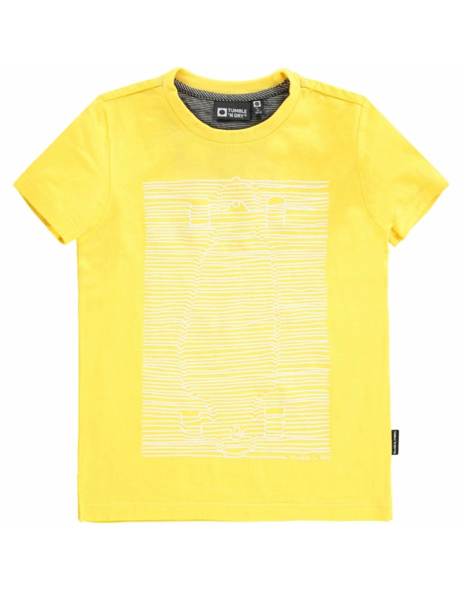 TUMBLE 'N DRY Tumble 'N Dry Boys Mid - Donny yellow