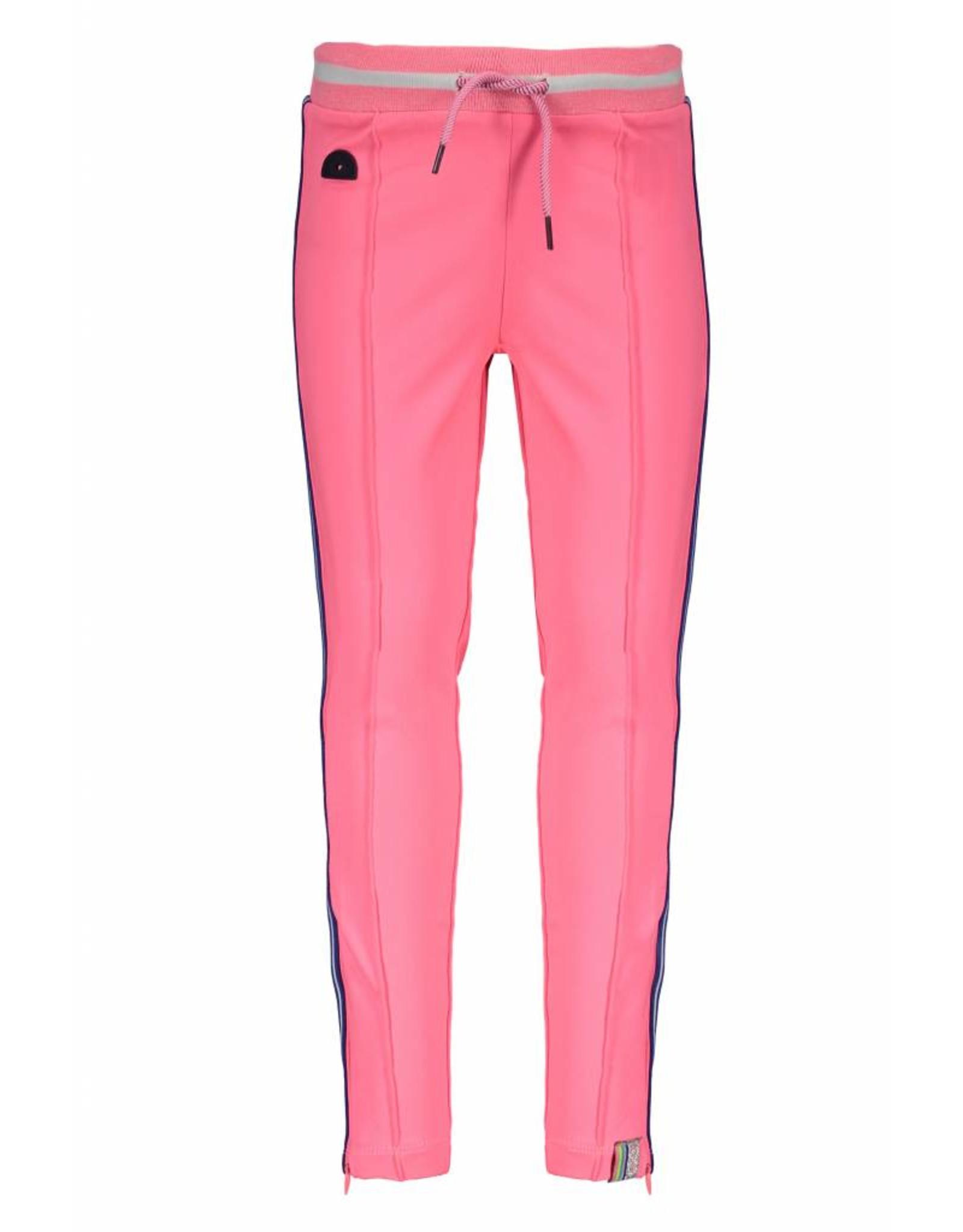 B.Nosy B.Nosy Girls Sportive Pants With Zipper-Candy
