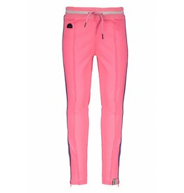 B.Nosy B.Nosy Girls Sportive Pants With Zipper-Candy