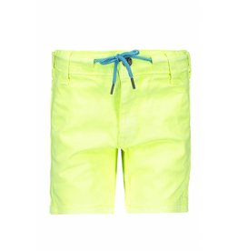 B.Nosy B.Nosy Boys Garment Dye Short-Neon Yellow