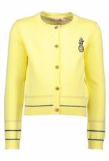 NONO NONO Aura knitted Cardigan Light Lemon