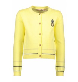 NONO NONO Aura knitted Cardigan Light Lemon