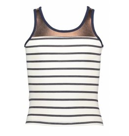 NoBell NoBell Kanit Twistable Tanktop Silver