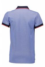 Bellaire Bellaire Kolo short sleeve piqué Polo Navy Blazer